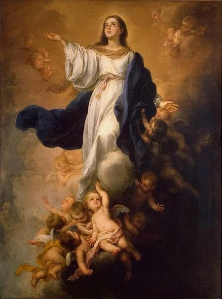 Imaculada Conceição de Murillo