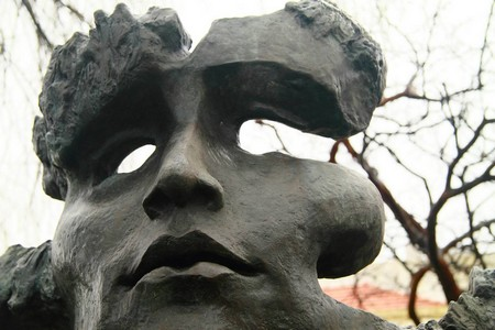 máscara de florbela espanca