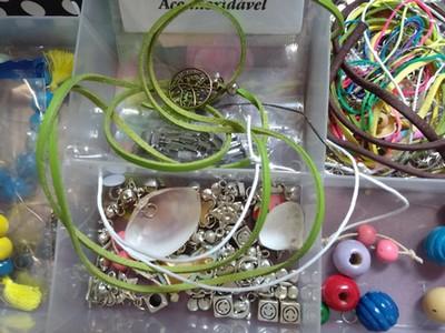 fios para as pulseiras