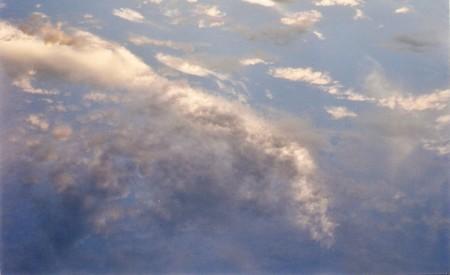 espaço da atenção e nuvens da distração