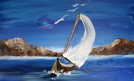 veleiro aventura