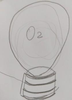 balão de oxigénio