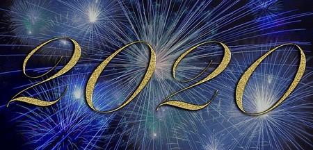 fogo de artificio e 2020