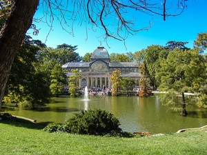 jardins de madrid