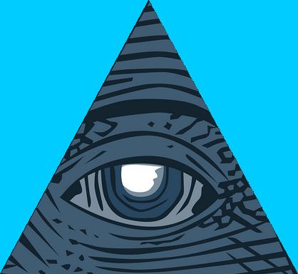 o olho secreto