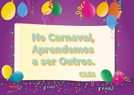 Carnaval, balões