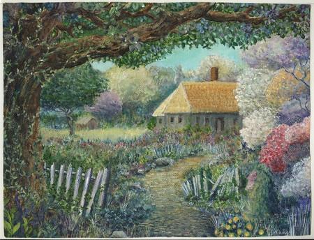 paisagem pintura