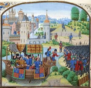 o rei medieval