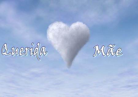 nuvem coração