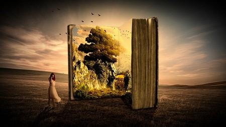 A vida é como um livro